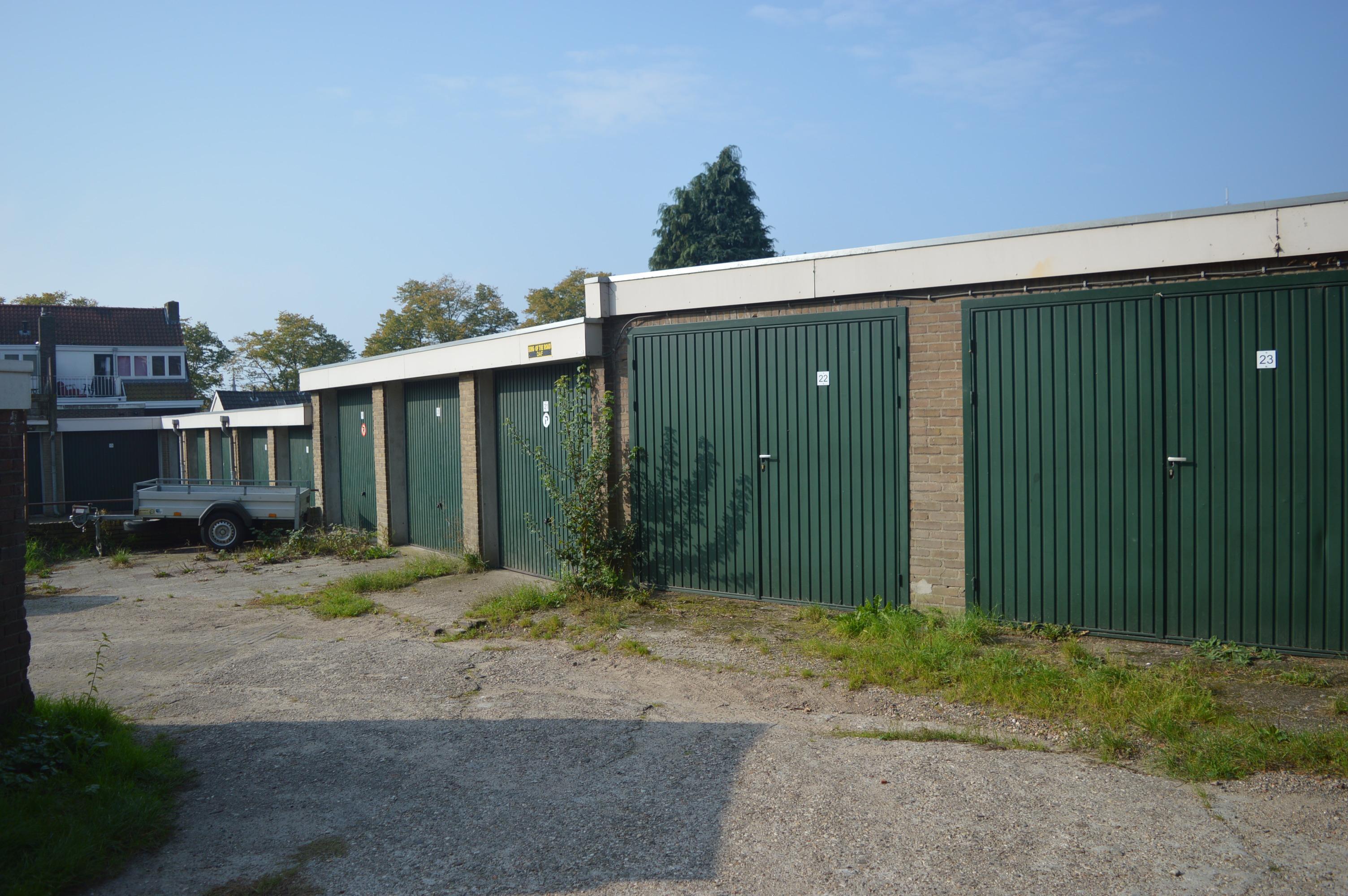 Garage Huren Arnhem : Garagebox garagebox van wageningenstraat te huur in arnhem nederwoon