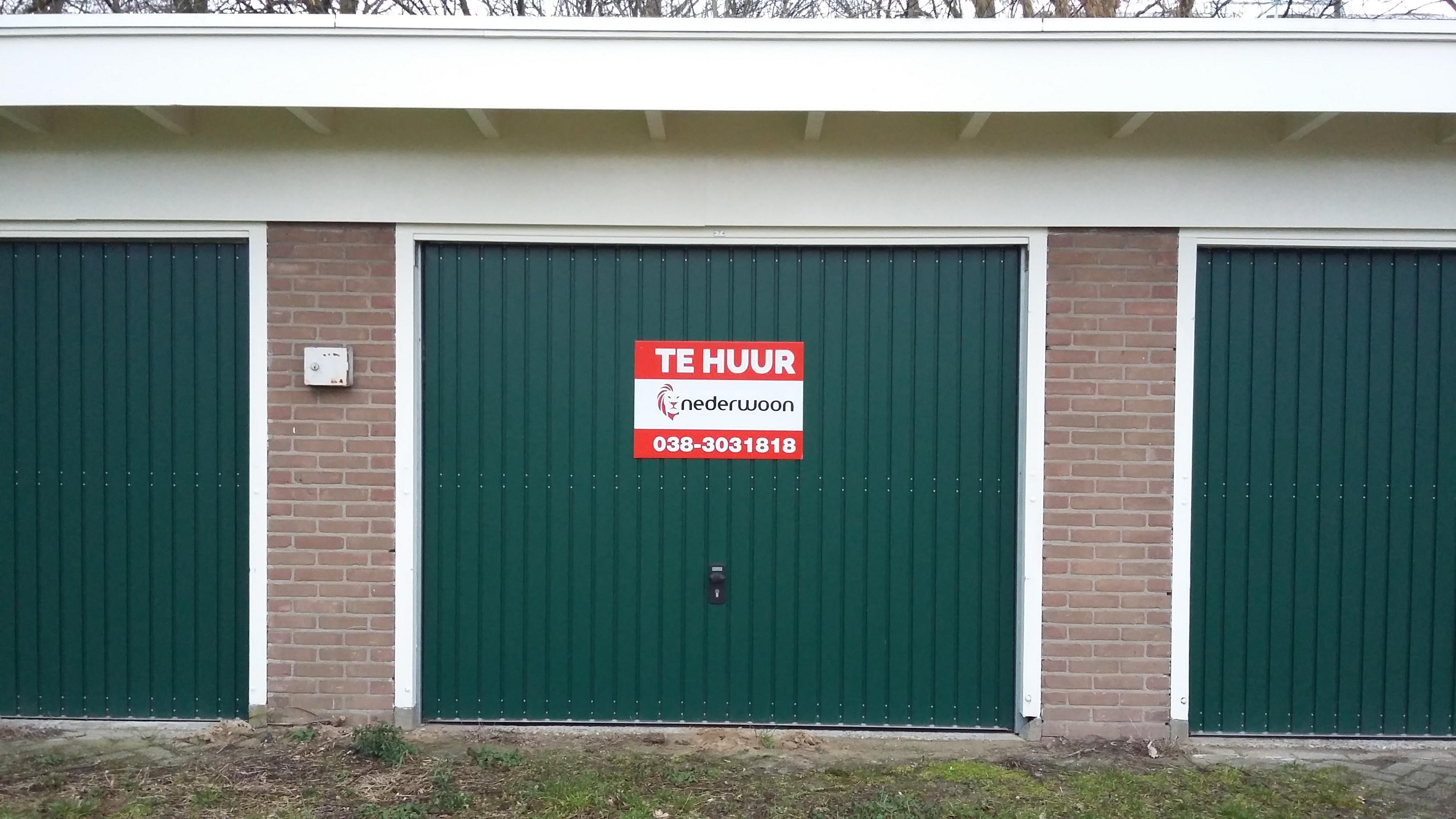Garage Huren Utrecht : Garagebox prof feldmannweg te huur in zwolle nederwoon